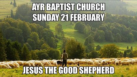 Sunday 21 February