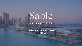 Sable at Navy Pier, Curio Collection by Hilton - Live Press Conference