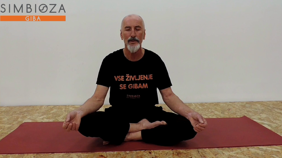 Simbioza Giba: Meditacija z Marijanom