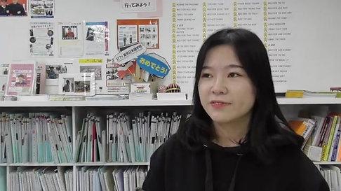 JIN東京日本語学校卒業生 明治大学理工学部  巩秀男さん