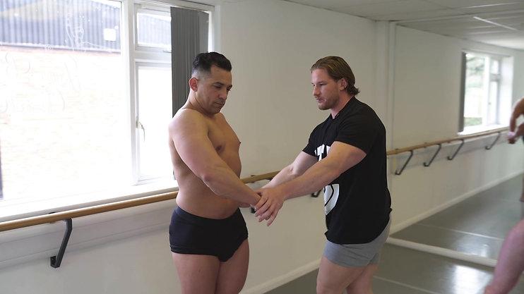 Posing Seminar Recap 1