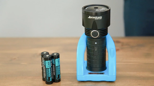 HyperLUX Light Engine: Batteries and Charging