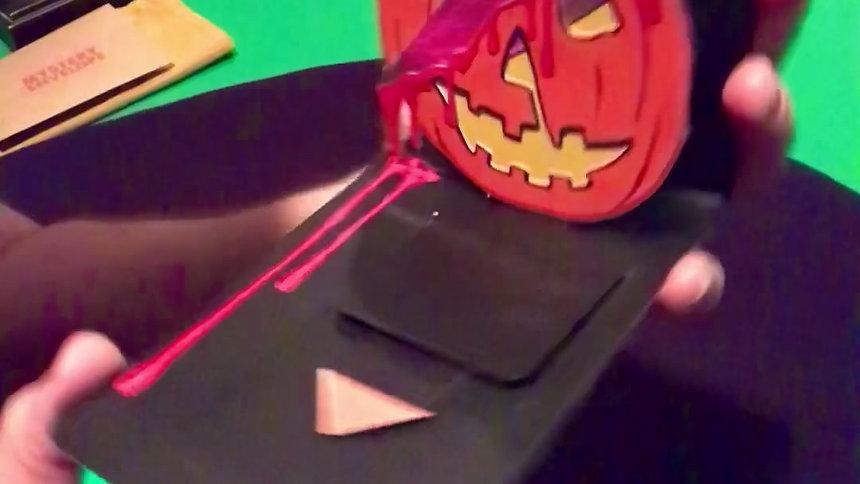 Halloween Pop-Up Prototype