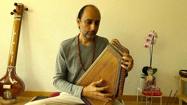 Manish Vyas, teacher and multi-instrumentalist