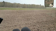 Planting corn 2016.