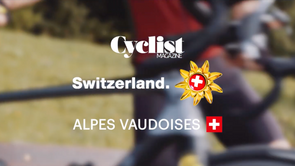 Seeing the Swiss Alps through the eyes of a local rider