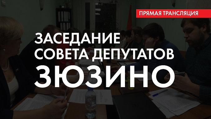 Совет депутатов Зюзино