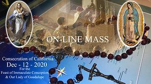 ON-LINE MASS