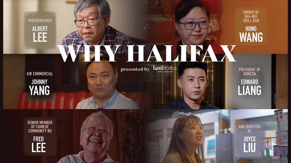 Why Halifax Trailer