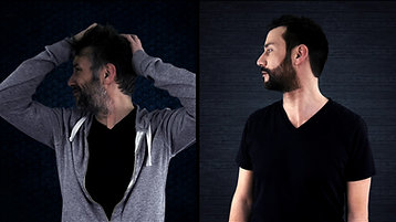 Relooking complet Cheveux & Barbe chez BLUE CORNER