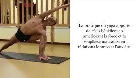 Démo de Yoga avec Simon 2020