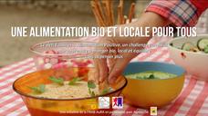 Défi FAAP - Une alimentation bio et locale pour tous