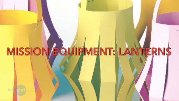MISSION EQUIPMENT: LANTERNS