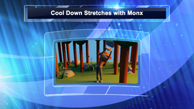COOL DOWN STRETCH WITH MONX