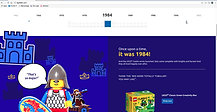 LEGO 60th Site