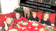 Christmas Cookie Decorating Challenge