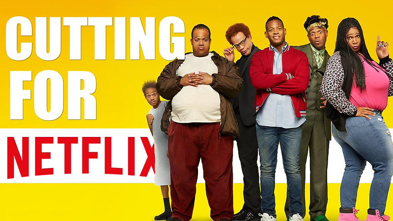 Editing a Netflix Original