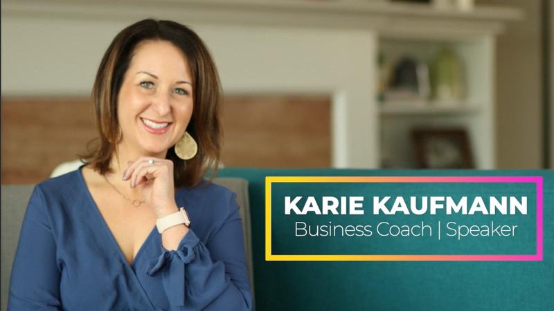 Karie Kaufmann - Speaker Reel