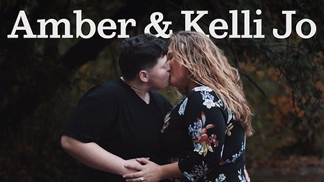 Amber & Kelly Jo Save the Date!
