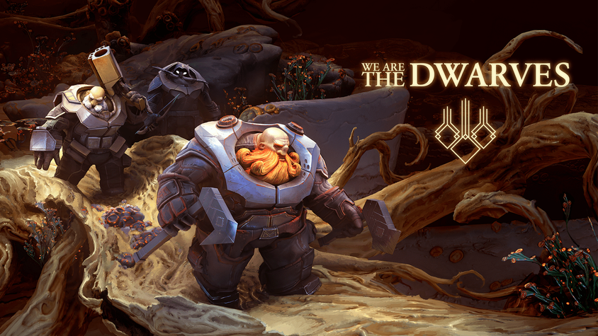 2016 - We Are The Dwarves [RTT] PC, PS4, XONE