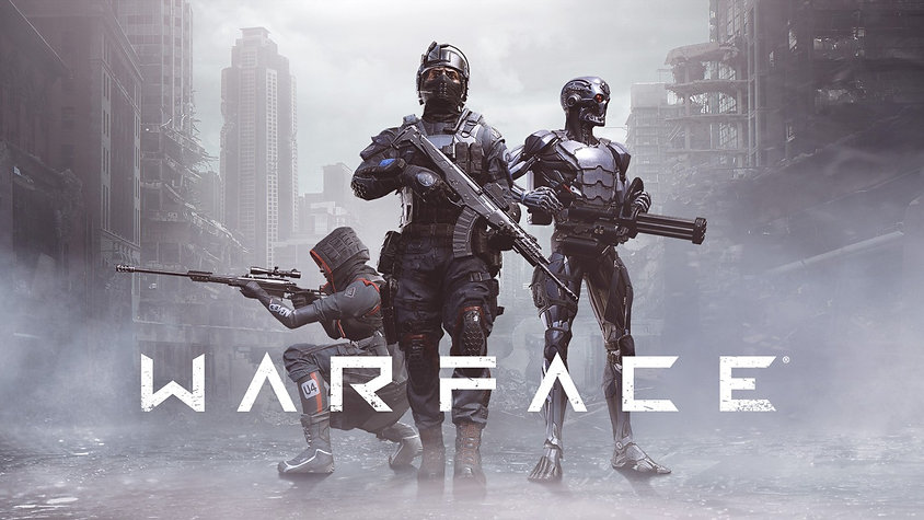 2018 - Warface [FPS] PC, PS4, XONE, SWITCH