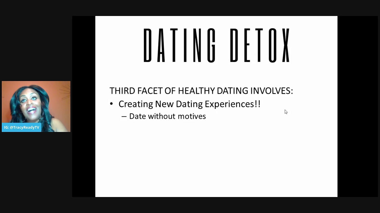 Dating Detox Full Webinar