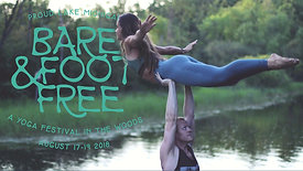 Barefoot & Free_Event Promotion
