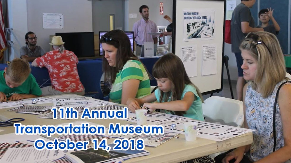 Transportation Museum 2018 Recap