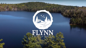 Flynn Log Homes in Production