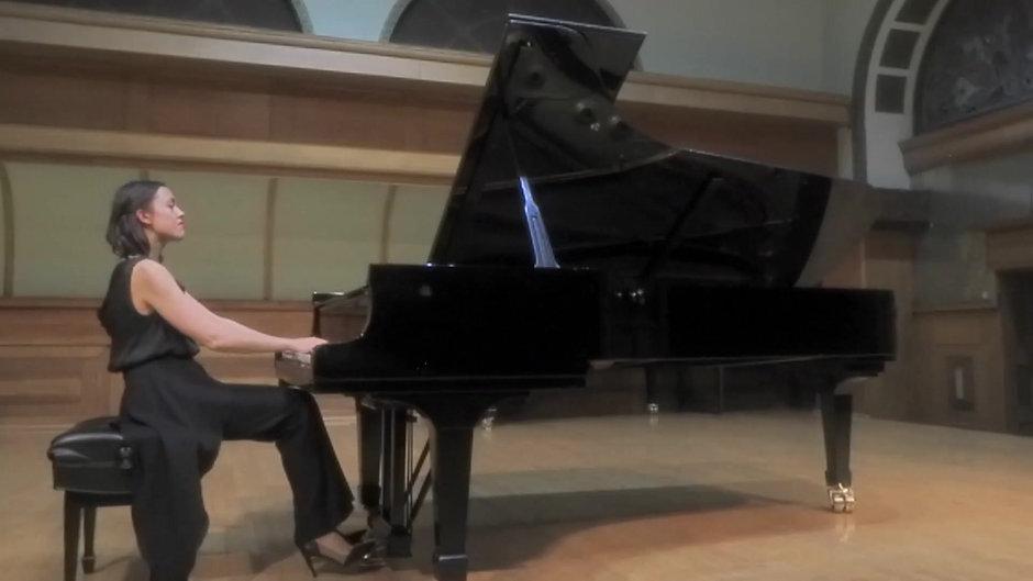 L. van Beethoven . Sonata in D-minor, no 17 Mov. I