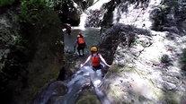 Canyoning Montaneza (Sander Schoonderbeek)