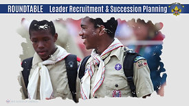 Scouts BSA Leadership Recruit