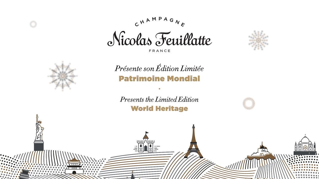 Nicolas Feuillatte : Patrimoine Mondial
