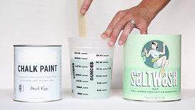 Saltwash Ratios Chalk Paint