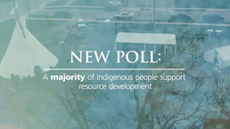 New Poll: A majority of Indigenous people support resource development