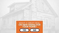 Smart Homeowner Siding Ad