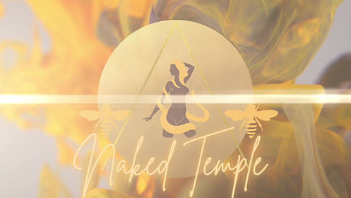 Naked Temple Logo