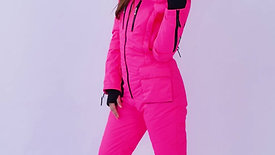 Blooming  fuchsia moncler