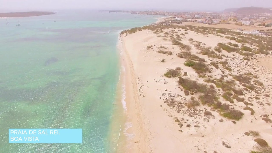 Amazing Beaches of Boa Vista