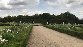 Culture: Exploring Versaille Gardens in France