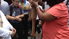 Culture: Visit to Aboriginal Village in Taiwan