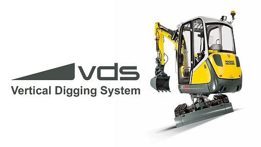 Wacker Neuson Vertical Digging System