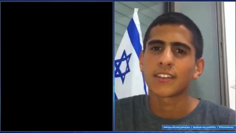 Muhammad Zoabi - muslimisch-arabisch-zionistischer Israeli