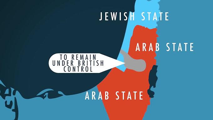 Warum gibt es keinen palästinensischen Staat?