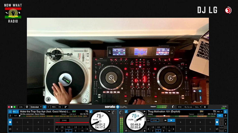 Live DJ Sessions