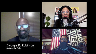 37 Trump Election Rejection-With Special Guest Dwayne Robinson