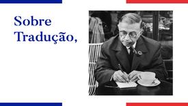 Sobre Tradução, Sartre