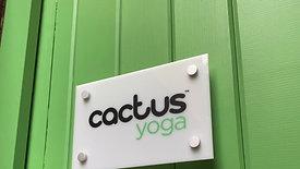 Cactus Yoga Studio