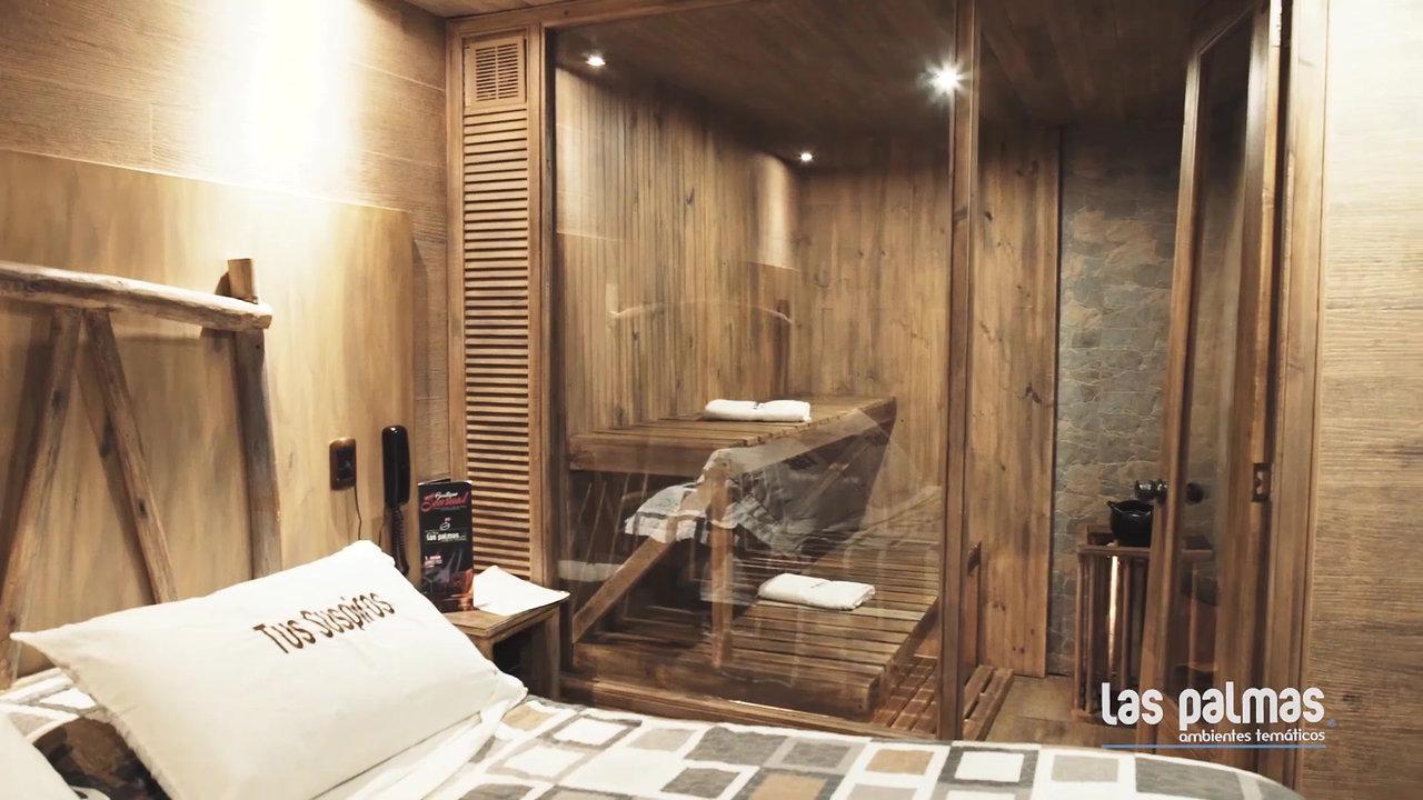 Cabaña Sauna