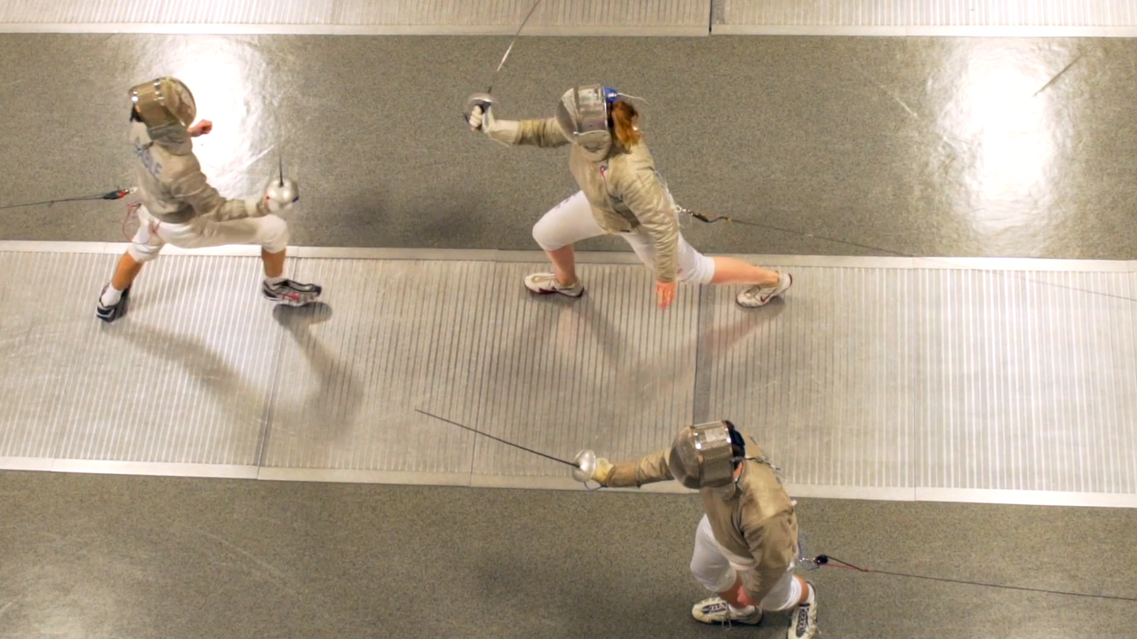 Valiant Fencers